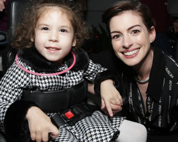 A Night Under The Stars with LOLLIPOP board member Anne Hathaway